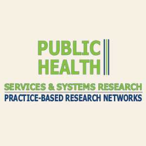 Public Health Services and Systems Research and Public Health Practice-Based Research Networks Logo