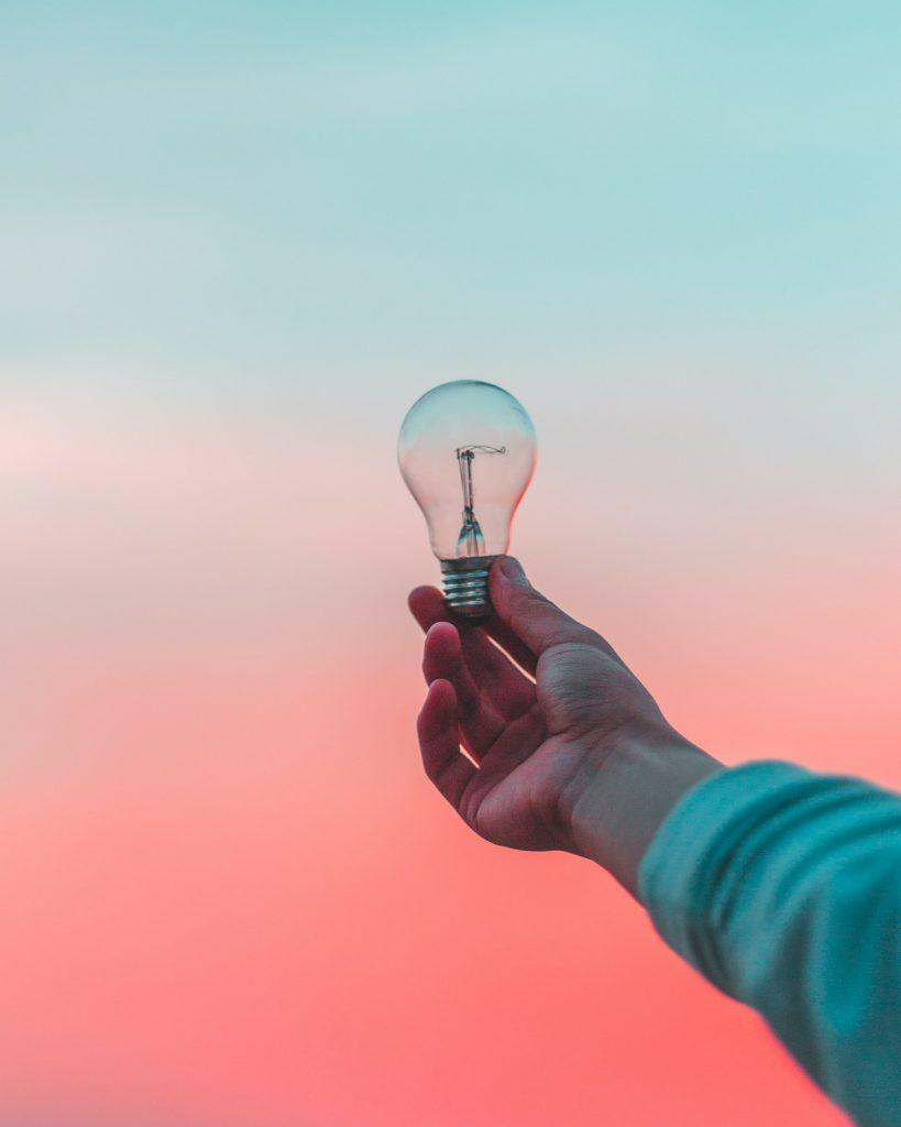 Lightbulb Idea- Functional Requirements