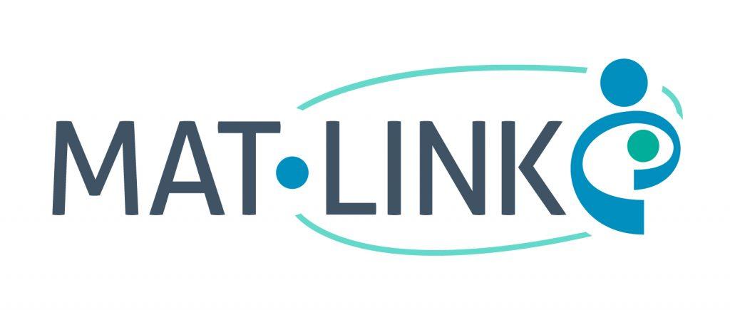 mat-link logo