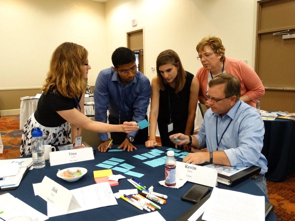 Creating an immunization learning community