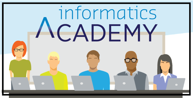 The launch of the Informatics Academy