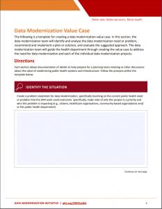 Fillable value case worksheet