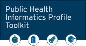 Public Health Informatics Profile Toolkit Banner